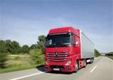 Грузовики Mercedes-Benz станут более эффективными
