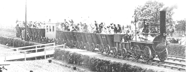 Интересная информация о поездах