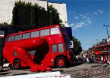 Необычные автобусы