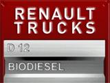 Новые модели Renault Trucks, использующие биодизель