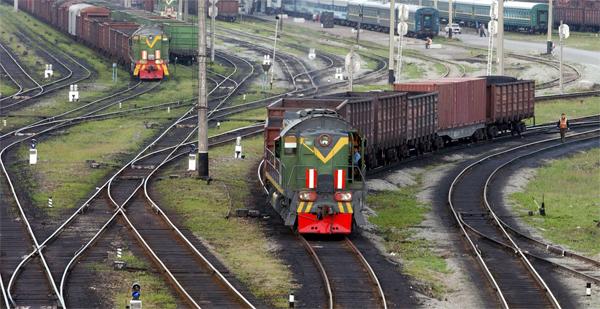 Приоритет железной дороги