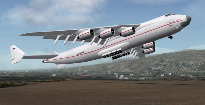 Рейтинг крупнейших грузовых самолётов
